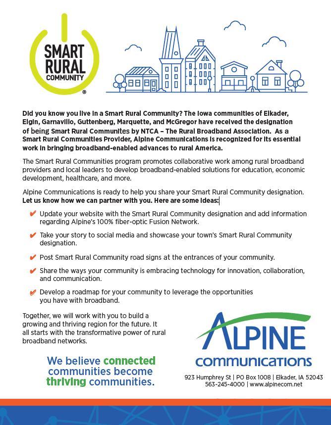 Smart Rural Community Tips for Partnerships