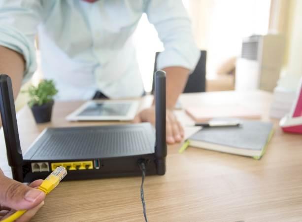 Modem Router Equipment
