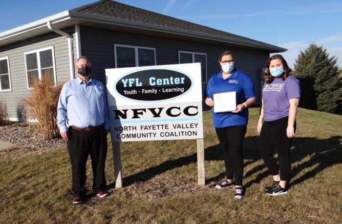 NFVCC Community Grant Award