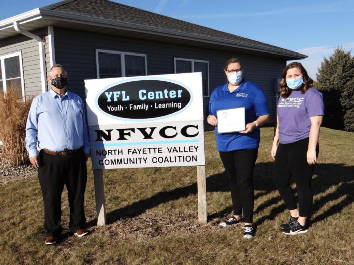 NFVCC Grant Presentation