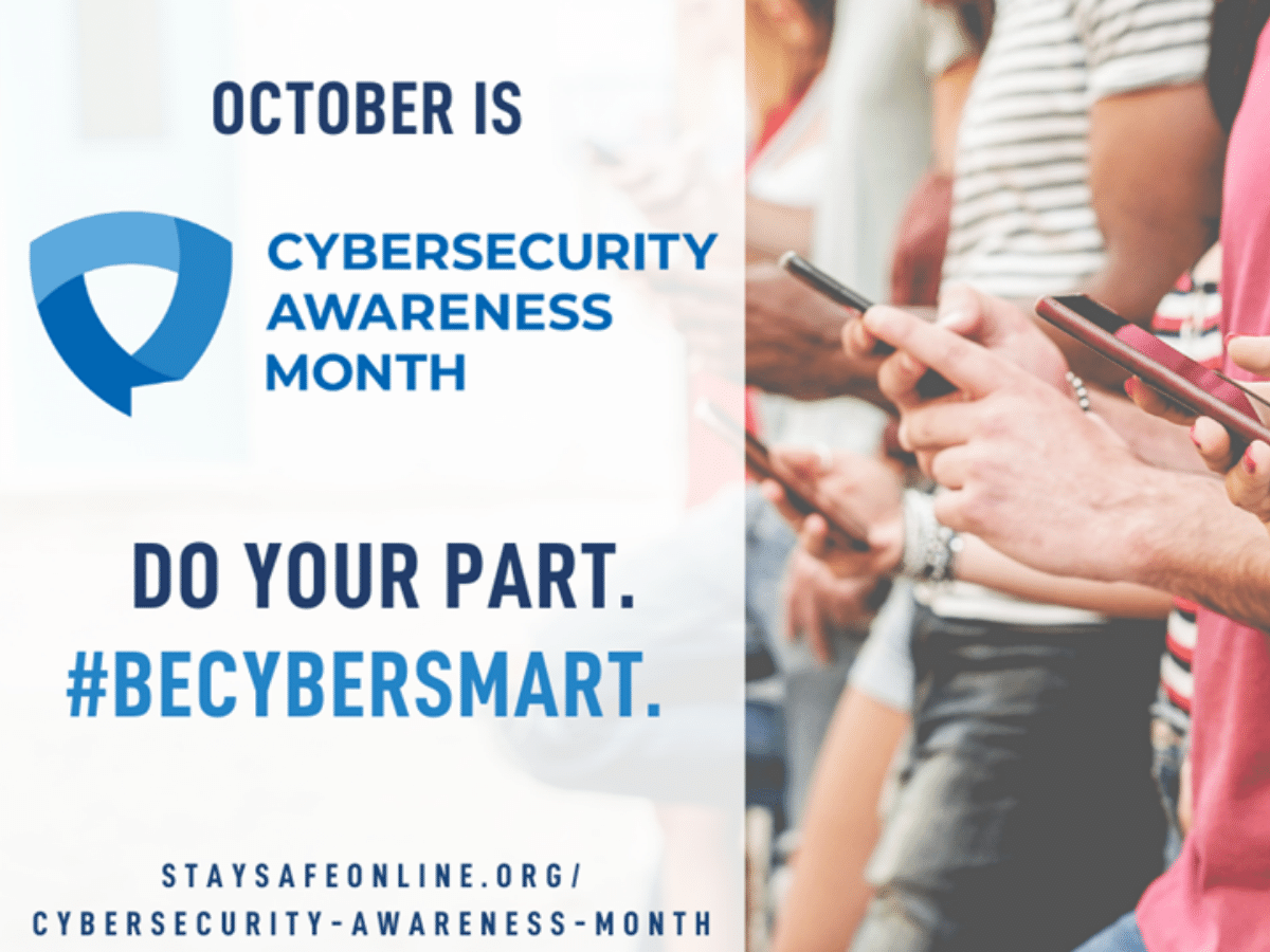Cybersecurity Month